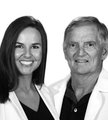 Transparent background of Dr. Wiewiora & Dr. Dunn